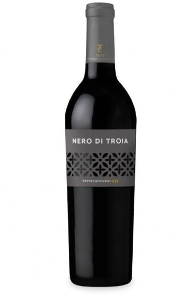 2018er Terrecarsiche Nero di Troia rosso Apulia