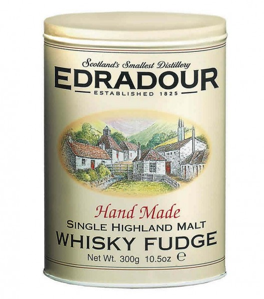 Edradour Malt Whisky Fudge Tin