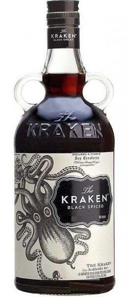 Kraken Black Spiced Spirit