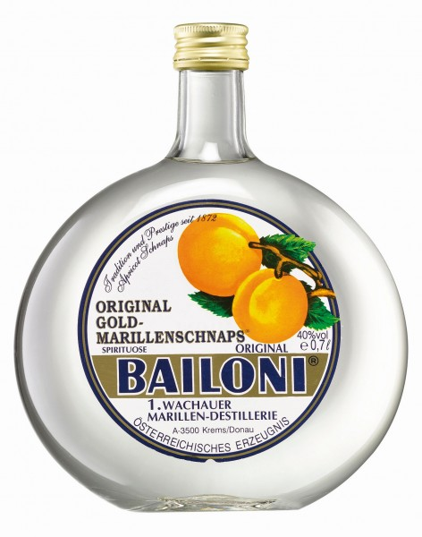 Bailoni, Marillenbrand Wachau