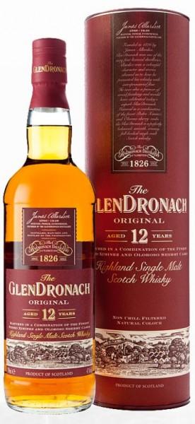 Glendronach 12 years old single Malt