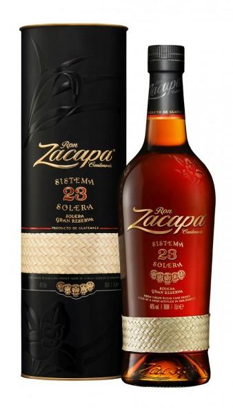 Zacapa Rum Solera 23, LITERFLASCHE Guatemala