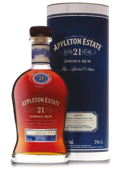 Appleton Extra 21 years Jamaica Rum