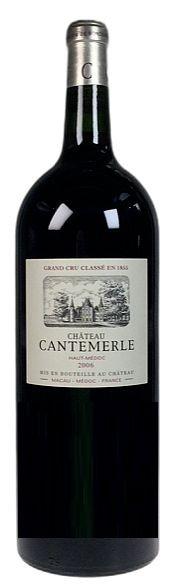 2006er Chateau Cantemerle MAGNUM 5ieme Cru Classé Bordeaux
