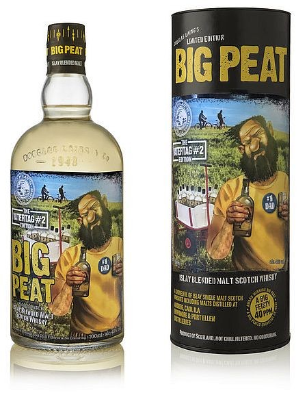 """Big Peat """"Vatertag Edition 2"""" Blended Scotch Islay Whisky"""