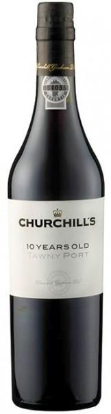 Churchills 10 years old Port Tawny