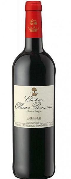 2019er Chateau Ollieux Romanis Cuvée Classique