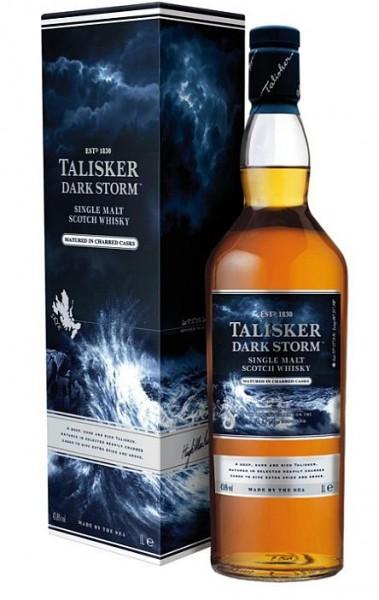 Talisker DARK Storm LITER Isle of Skye Whisky