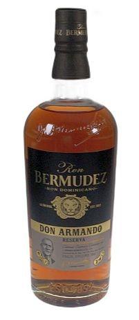 Ron Bermudez Don Armando RESERVA Rum Dominikanische Republik