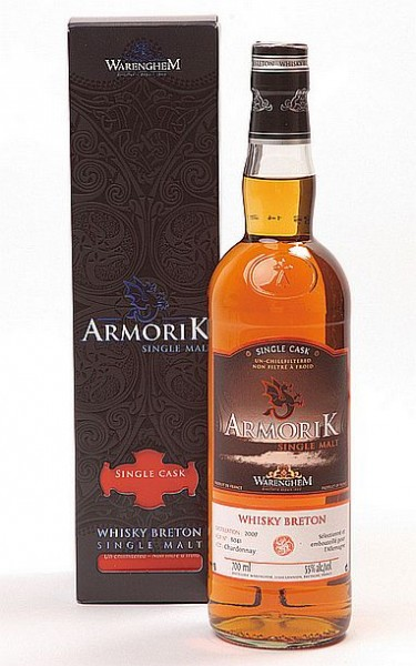 Warenghem, Armorik PORT Cask Whisky Breton SINGLE CASK