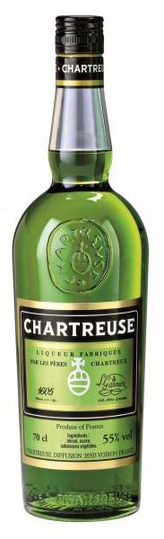 Chartreuse Liqueur Vert