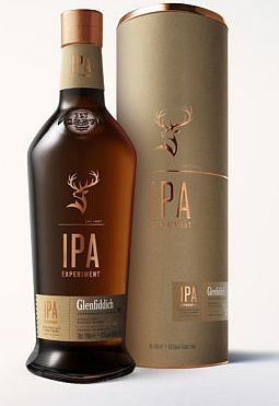 Glenfiddich IPA Experiment Edition ALE cask finish Speyside Whisky