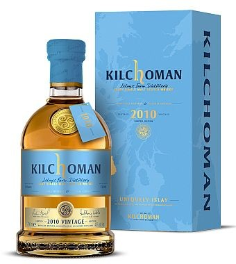 Kilchoman 10th edition 100% Islay single Malt Whisky