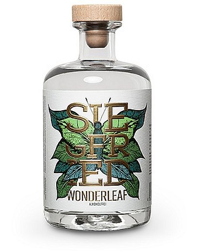 SIEGFRIED Rheinland Dry Wonderleaf - die Gin Alternative