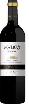 2017er Chateau Malbat OPTIMUS Bordeaux Goldmedaille