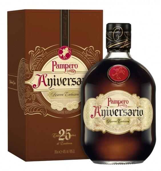 Pampero Aniversario Rum Venezuela GEPA
