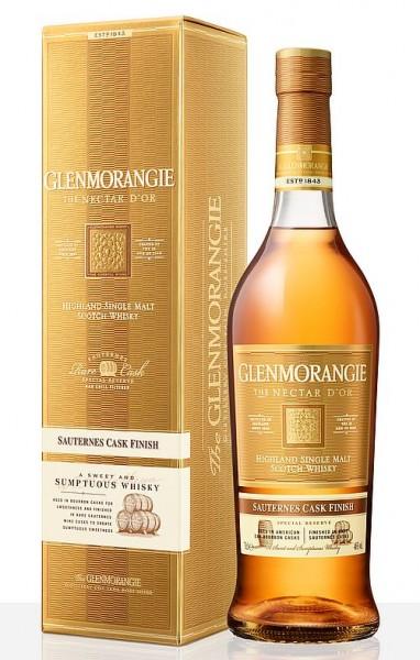 Glenmorangie NECTAR d Or Sauternes Cask Whisky