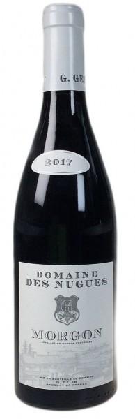 2018er Domaine Nugues Beaujolais Morgon