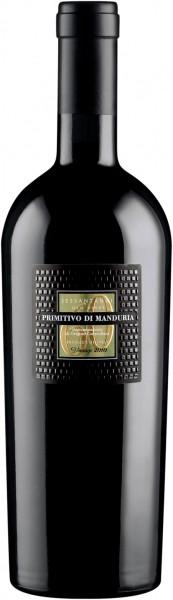 2016er San Marzano Sessantanni Primitivo di Manduria rosso