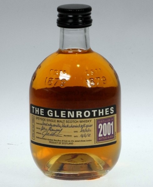 Glenrothes 0,1l 1995 Reserve Single Malt Speyside