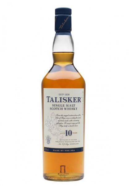 Talisker 10 years Single Malt Isle of Skye 0,20l Whisky