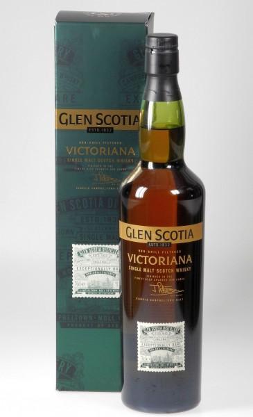 Glen Scotia Victoriana Single Malt Whisky Campbeltown
