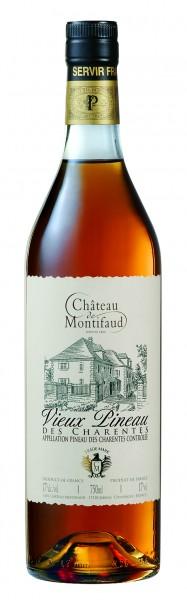 Chateau Montifaud VIEUX Pineau des Charentes blanc