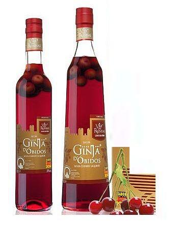 Ginja d Obidos - der feine Kirschlikör aus Portugal