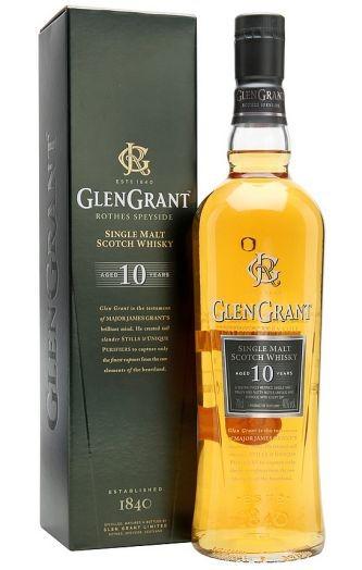 Glen Grant 10 years LITER Speyside Whisky