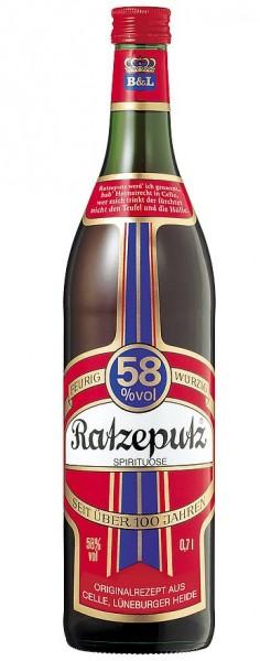 Ratzeputz Lüneburger Kräuterlikör