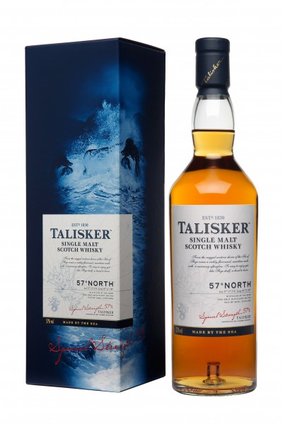 Talisker 57 Grad North Single Malt Isle of Skye Whisky