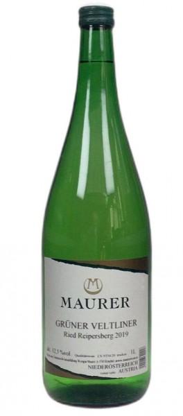 2019er Maurer LITER Grüner Veltliner Weinviertel