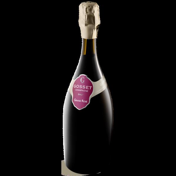 Gosset Champagner Grand Rosé brut