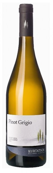 2018er Kurtatsch Pinot Grigio trocken Südtirol