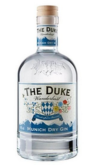 "The Duke ""Wanderlust"" Munich dry Gin"