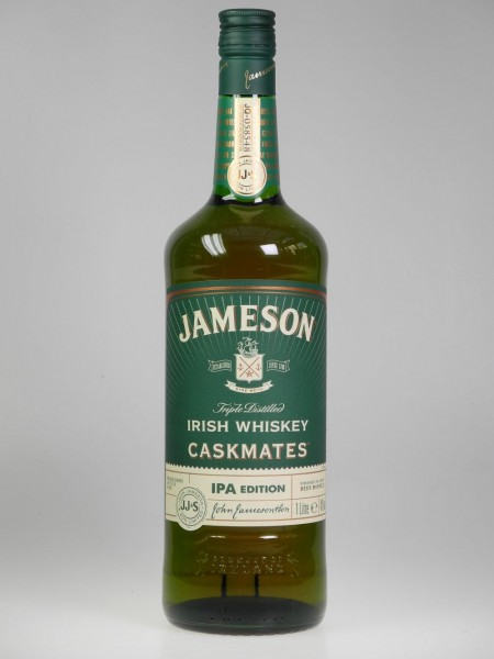John Jameson IPA Edition CASK MATE Irish Whiskey LITER