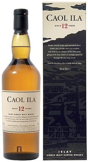 Caol Ila 12 Islay Single Malt Whisky