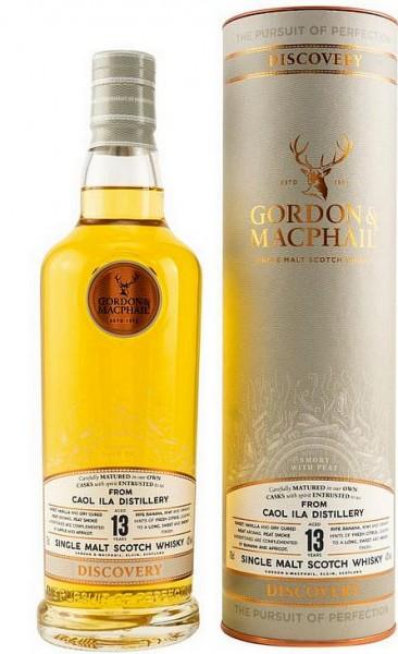 Caol Ila 13 years Discovery Gordon Macphail Malt Whisky