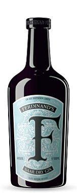 Ferdinands Saar Riesling infused Gin