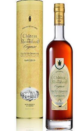 Cognac Napoleon Chateau Montifaud