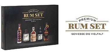 Rum Tasting Set 5er