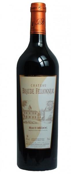 2015er Chateau Braude Felloneau Haut Medoc
