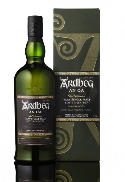 Ardbeg An Oa Islay Single Malt Whisky