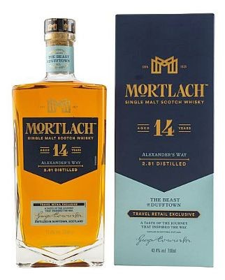 Mortlach 14 years Single Malt Whisky