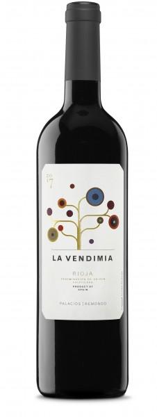 2016er Palacios Remondo Vendimia Rioja tinto