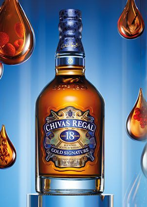 Chivas Regal 18 years Blended scotch Whisky