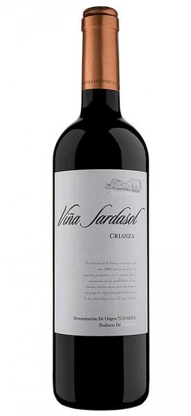 2014er Alconde Viña Sardasol Crianza tinto Navarra