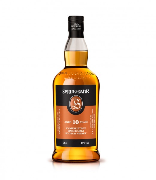 Springbank 10 years Single Malt Campbeltown Whisky
