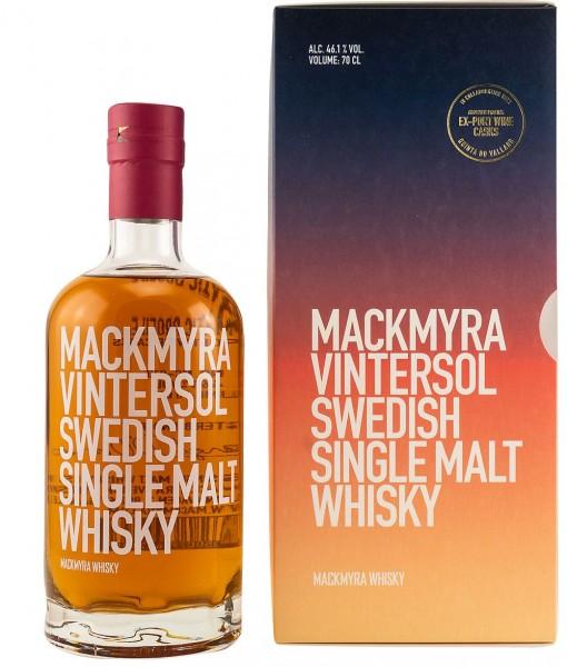 Mackmyra VINTERSOL Whisky Svedish Single Malt