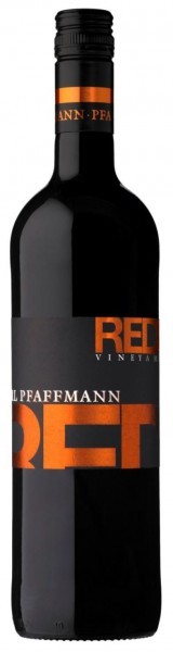 2015er Pfaffmann Cuvee RED Merlot Dunkelfelder Pinot Noir trocken